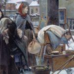 En vräkning (1892)