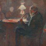 Ved parafinlampen (1883)